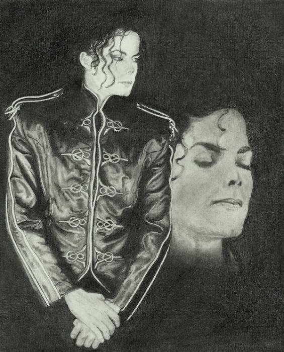 Michael Jackson by SergFred